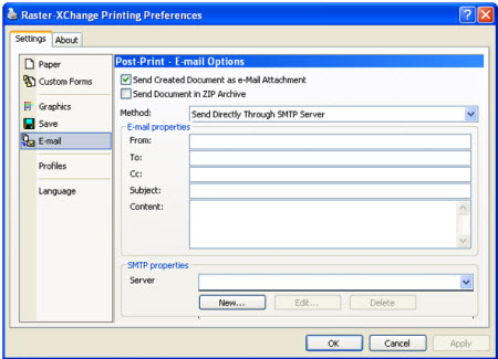 change tiff image to pdf