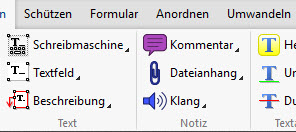 pdf xchange viewer edit text